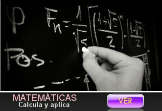 Tests de Matemáticas